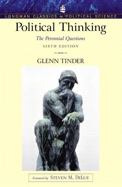 "glenn tinder Revisiting tinder's ""prophetic stance"" back in the fall of 2009, apologia had the privilege of publishing a guest article by prof glenn tinder i've recently been rereading prof tinder's book, the political meaning of christianity: an interpretation, and it has impressed me once again with its clarity and depth."