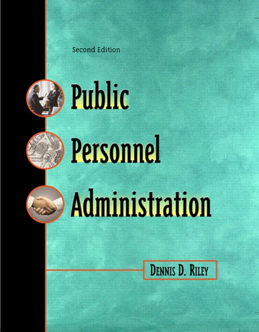 public personnel administration 28 review of public personnel administration 32(1) different language, celebrate different cultures, and promote different values thomas (2001) notes that federal.