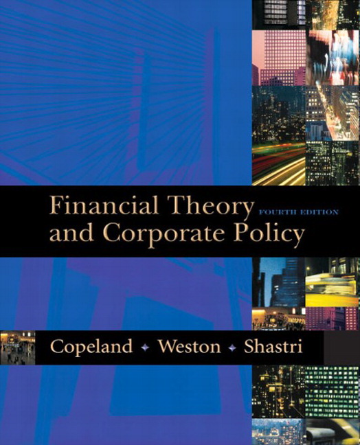financial theory and corporate policy 4th edition Download and read financial theory and corporate policy student solutions manual 4th 04 edition financial theory and corporate policy student.