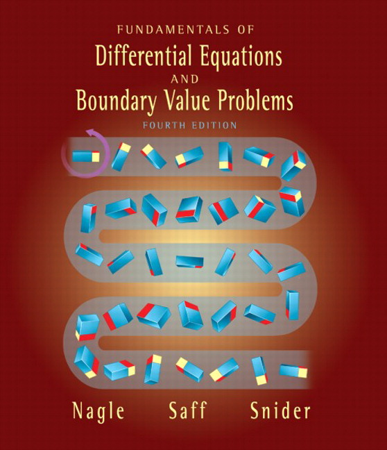Pearson education mymathlab pearson fundamentals of differential equations and boundary value problems 3rd edition fandeluxe Gallery
