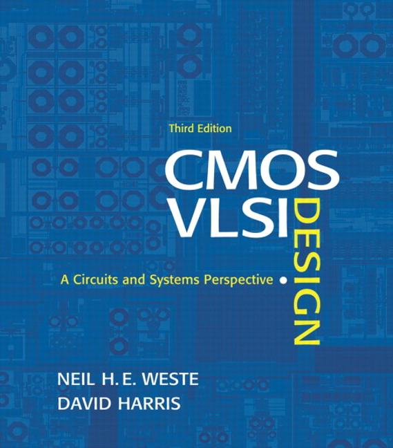 Weste harris cmos vlsi design a circuits and systems perspective view larger fandeluxe Images
