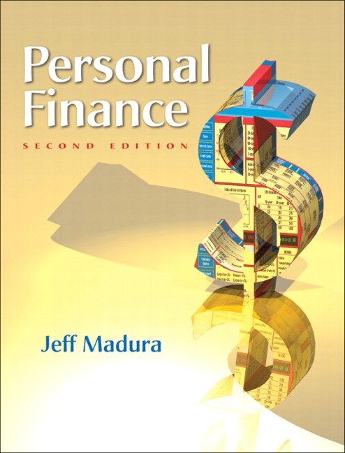 madura personal finance with financial planning workbook