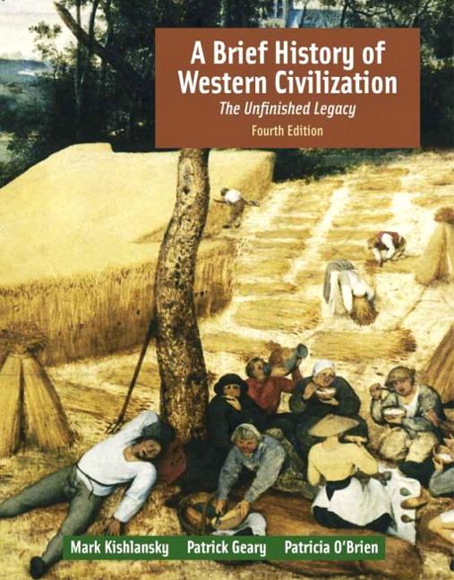 western civilizations brief 4th edition combined volume pdf