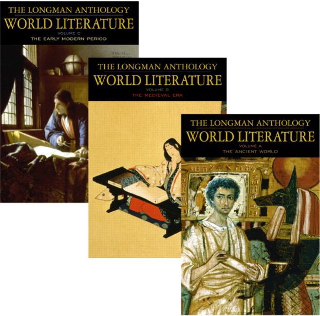 Ancient Medieval Literature: Damrosch, Pike, Alliston, Brown, Hafez, Kadir, Pollock