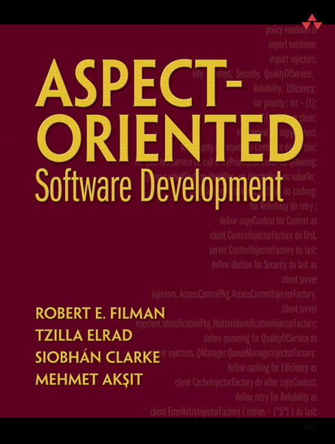 Aspect-Oriented Software Development