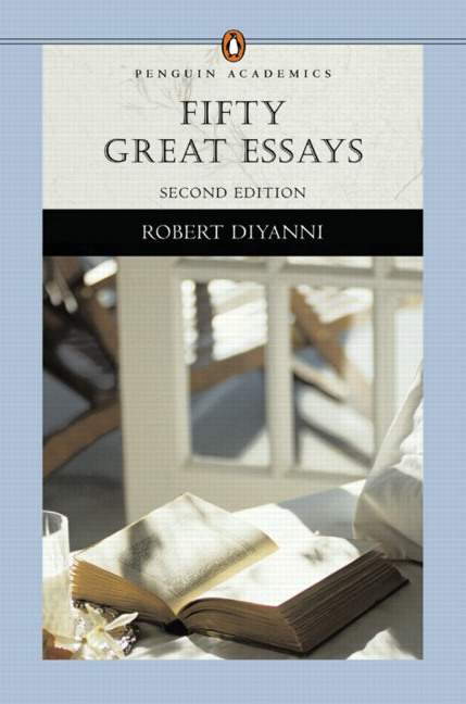 One Hundred Great Essays - Robert DiYanni - Google