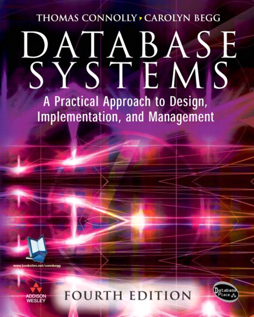 Connolly & Begg, Database Systems: A Practical Approach to Design ...
