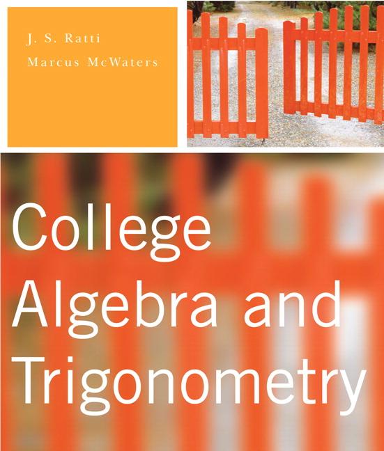 Leithold College Algebra And Trigonometry Pdf