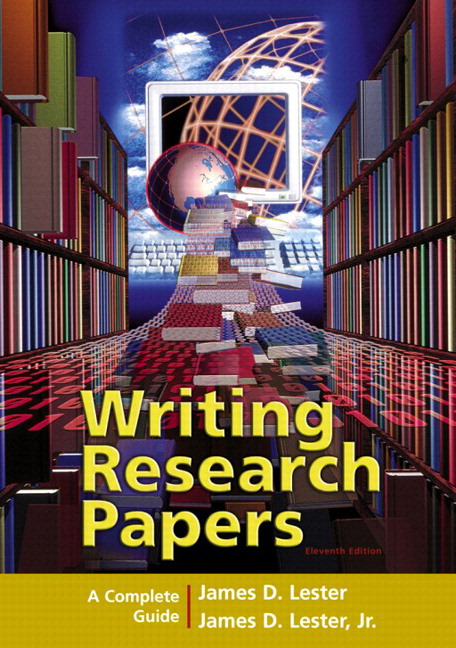 writing research papers lester 12th edition The definitive research paper guide, writing research papers combines a traditional and practical approach to the research process with the latest information on have not added any word format description on writing research papers (perfect bound) (12th edition) download this book right now.