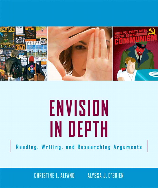 Alfano & O'Brien, Envision In Depth: Reading, Writing, and