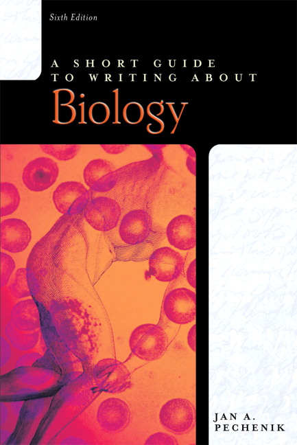 knisely writing in biology pdf