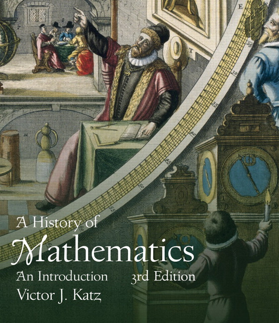 History of Mathematics, A, 3rd Edition