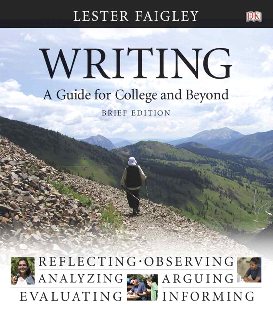 Writing : A Guide for College And Beyond