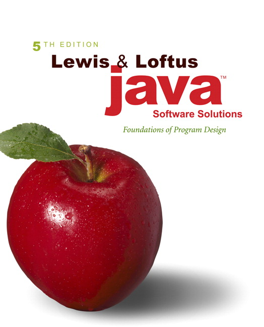 Java Software Solutions Foundations Of Program Design Pdf Download
