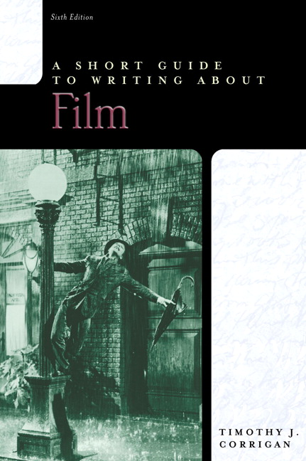 writing essays on films Of writing criticism, i make a film, but the critical dimension is subsumed the transgressive quality that the essay film inherits from the literary essay.