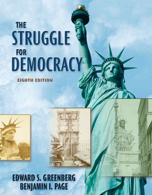 an overview of the struggle for democracy in the american politics The struggle for democracy has 84 ratings and 5 reviews kathleen said: so far, this is the best american politics textbook that i've found more than th.