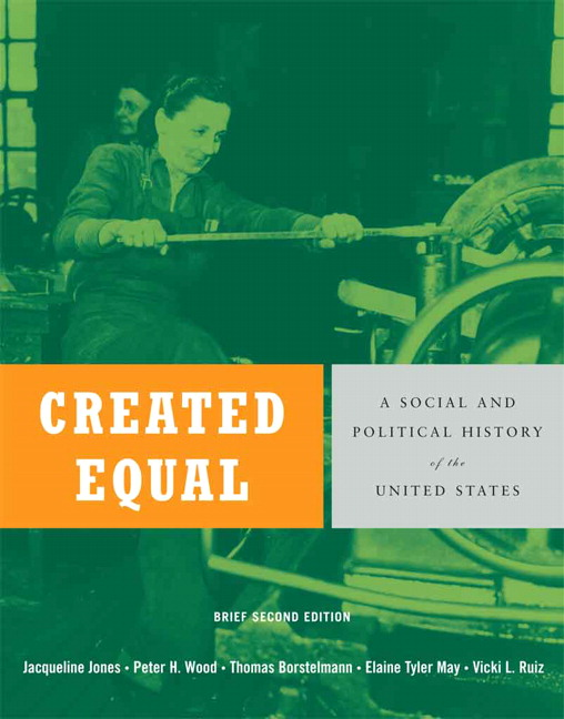 equality in the history of the united states