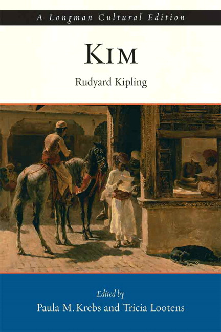 Kim, A Longman Cultural Edition