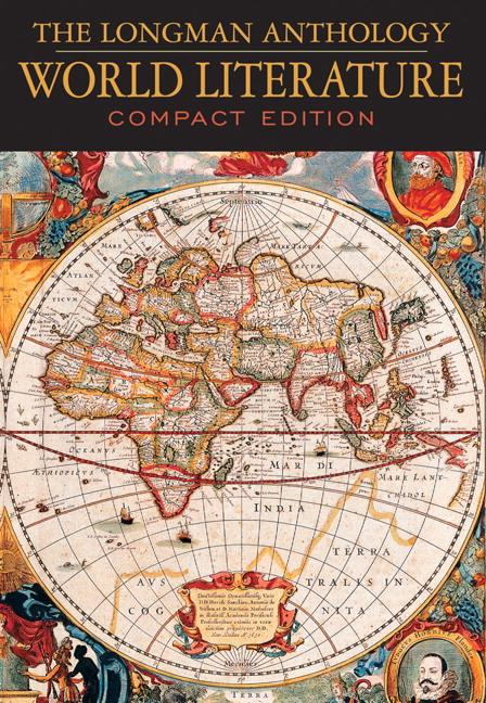 Damrosch alliston brown hafez kadir pike pollock robbins longman anthology of world literature fandeluxe Gallery