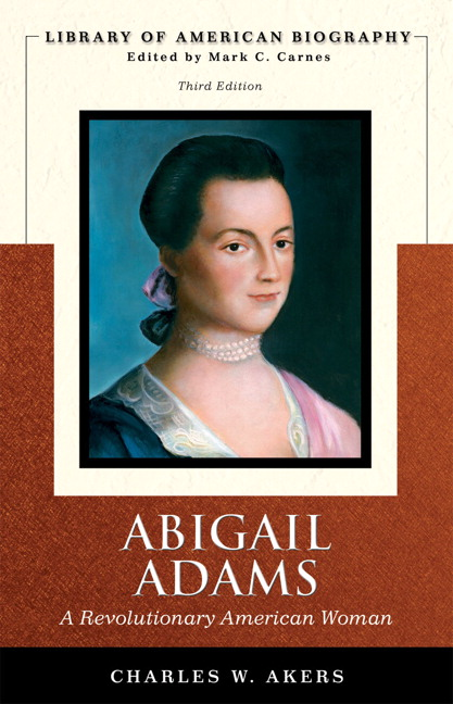 leadership paper abigail adams You will submit this paper into the dropbox in d2l based on your reading of abigail adams: how did the creation of a new republic affect abigail's beliefs.