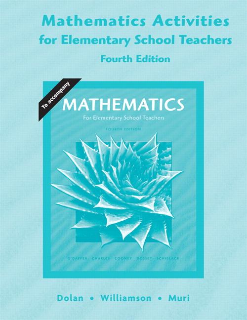 O\'Daffer, Charles, Cooney, Dossey & Schielack, Mathematics for ...