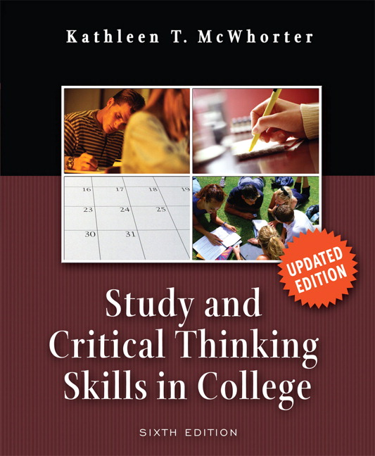 critical thinking community college Jun 9, 2017 the college learning assessment plus (cla+) is an exam administered by the council for aid to education the exam aims to measure college students' critical thinking, reasoning, writing, and problem-solving abilities colleges are teach critical thinking other members of the campus community agree.