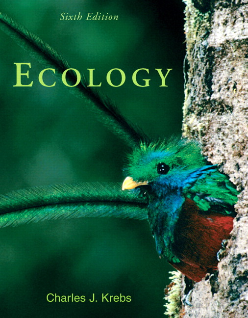 Krebs ecology the experimental analysis of distribution and ecology the experimental analysis of distribution and abundance 6th edition fandeluxe Gallery