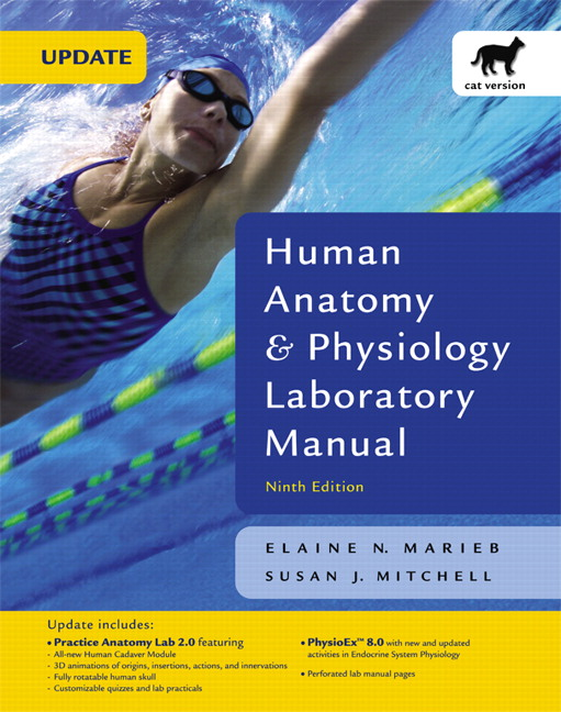 Marieb Mitchell Human Anatomy Physiology Laboratory Manual With