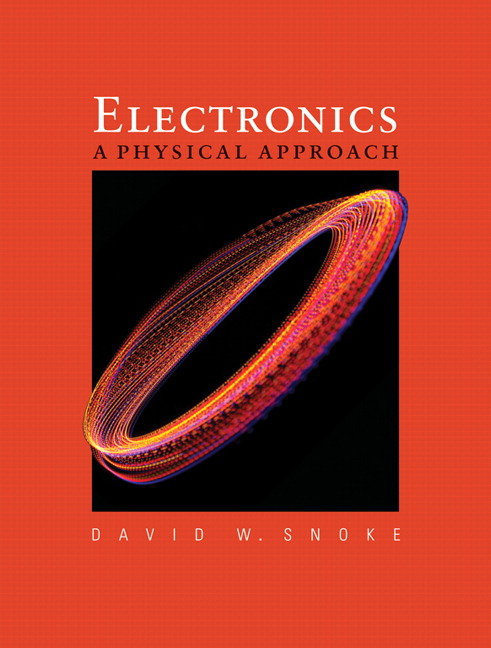 Electronics: A Physical Approach
