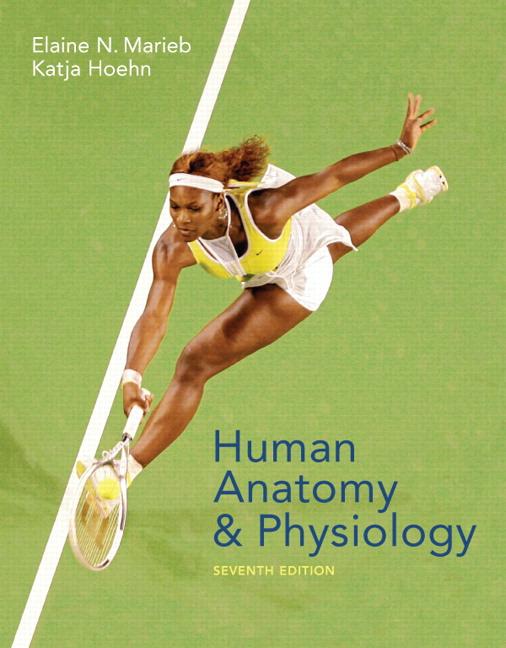 Marieb & Hoehn, Human Anatomy & Physiology with IP-10 CD-ROM, 7th ...