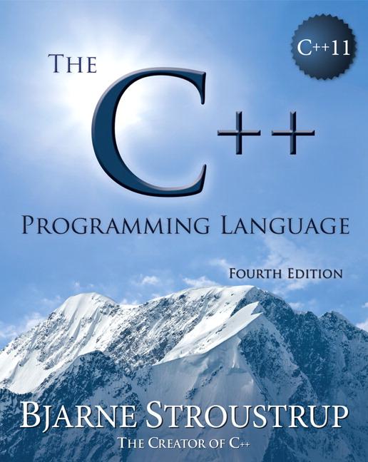 C++ Programming Language, The, 4th Edition