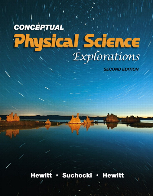 Conceptual Physical Science Explorations, 2nd Edition