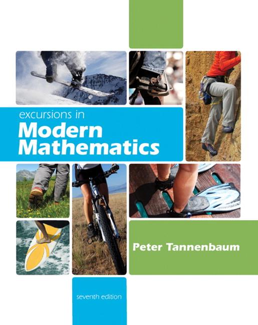Tannenbaum excursions in modern mathematics pearson excursions in modern mathematics fandeluxe Image collections