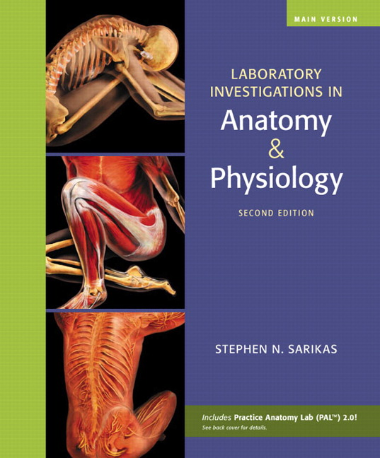 Sarikas, Laboratory Investigations in Anatomy & Physiology, Main ...