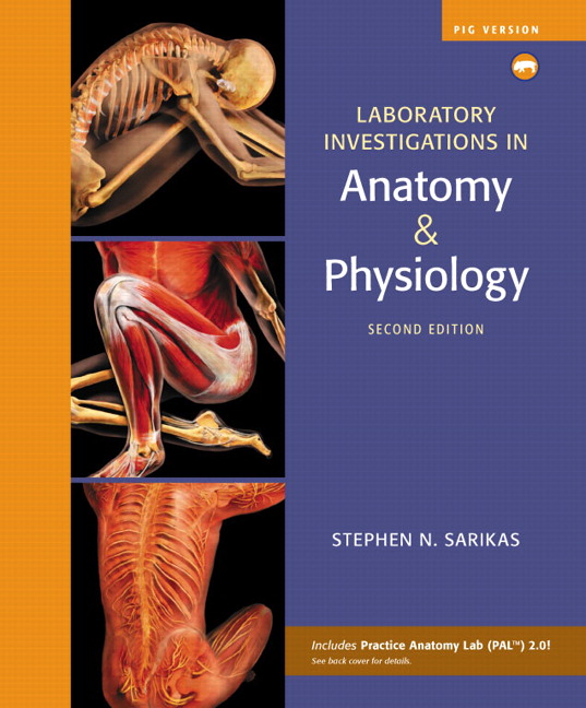 Marieb hoehn anatomy physiology 6th edition pearson book cover pearson book cover fandeluxe Image collections
