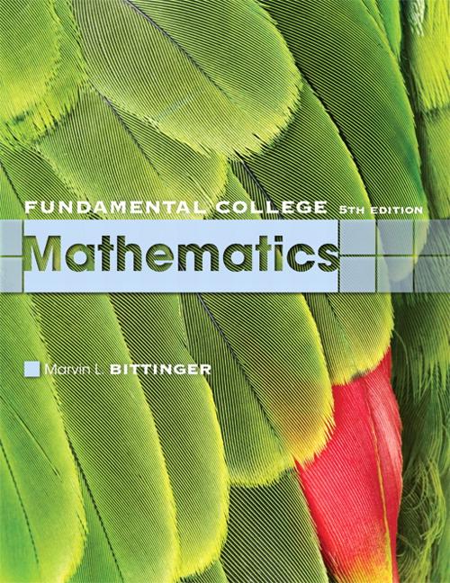 Fundamental College Mathematics, 5th Edition