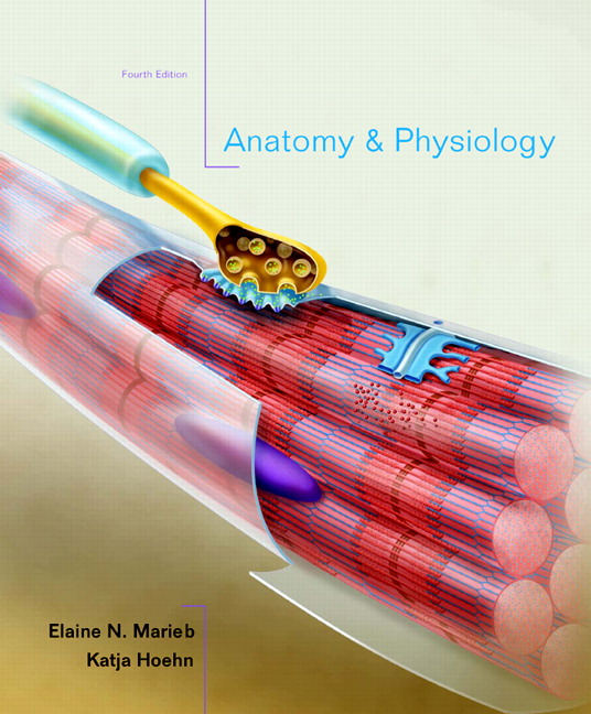 Marieb & Hoehn, Anatomy & Physiology with Interactive Physiology 10 ...