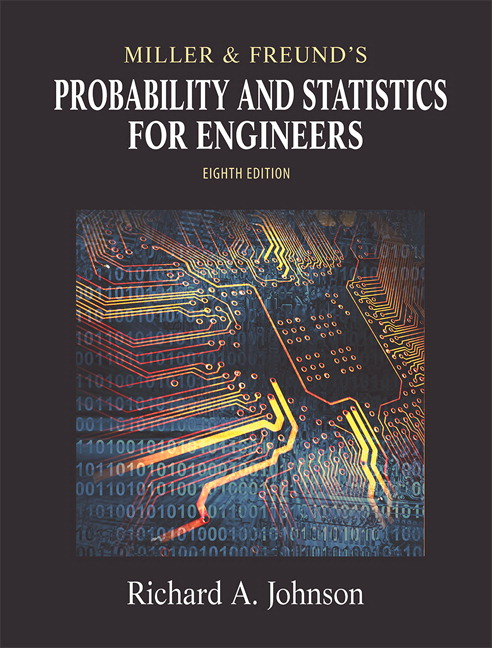 Johnson, Miller & Freund, Miller & Freund's Probability and