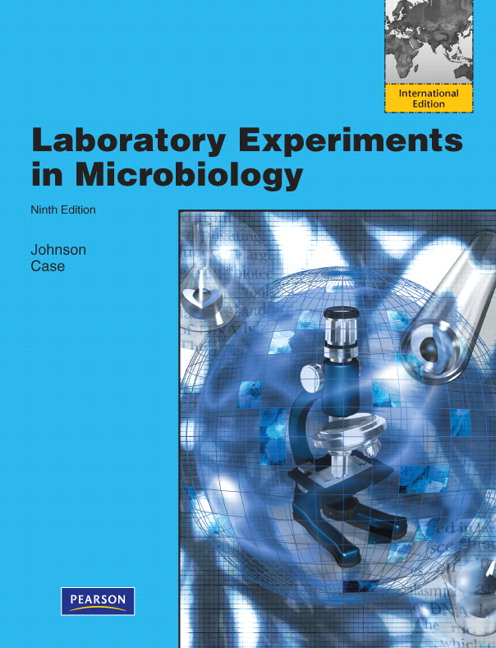 Laboratory Experiments in Microbiology: International Edition, 9th Edition