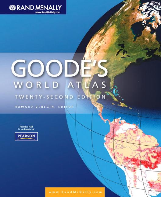Rand mcnally goodes world atlas 23rd edition pearson goodes world atlas 22nd edition gumiabroncs Choice Image