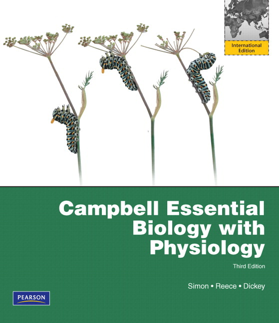 Campbell Essential Biology with Physiology with Mastering Biology: International Edition, 3rd Edition