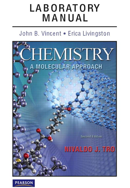 tro  vincent   livingston  laboratory manual for chemistry Chemistry Lab Report Organic Chemistry Lab
