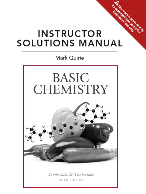 Basic chemistry timberlake 3rd edition