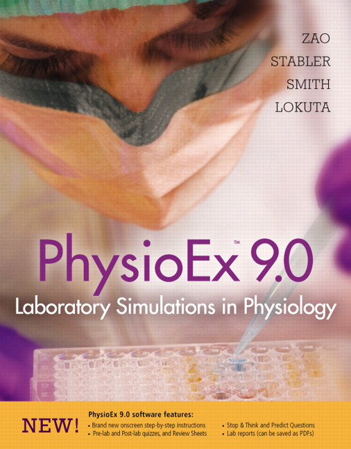 PhysioEx Week 6 Lab Exercise 6 Cardiovascular Physiology Workshe