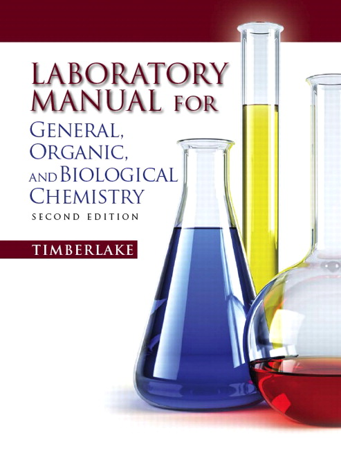 organic chemistry ii laboratory manual Organic chemistry ii with dr roche office sci-311 labs sci 328/309/319 office phone 856-225-6166 text (a) organic chemistry wade, 4 8th editions (b) solution manual, 4 8th eds (organic model kit) do the problems in laboratory) the peroxides and.