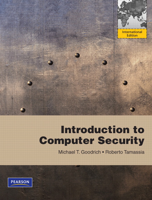 Introduction to Computer Security: International Edition