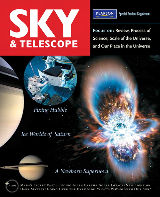 Sky and Telescope, Special Student Supplement