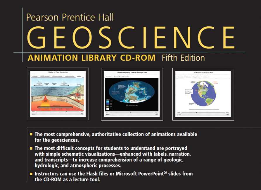 Pearson education pearson education geoscience animation library geoscience animation library fandeluxe Gallery