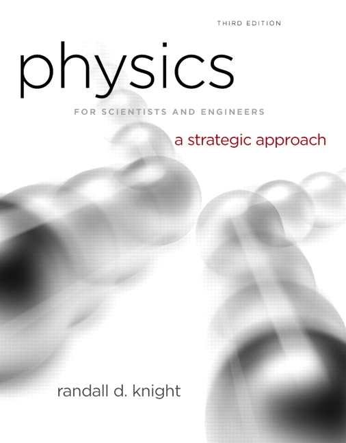 Knight Physics For Scientists And Engineers A Strategic