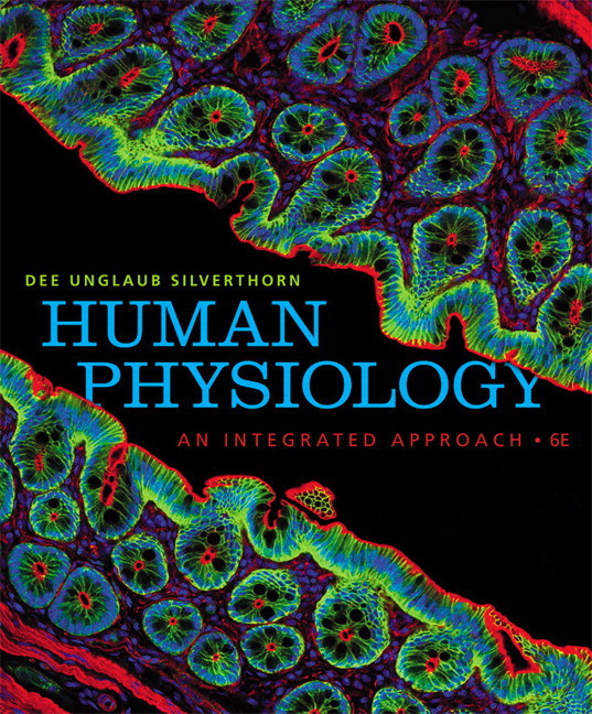 Silverthorn human physiology an integrated approach pearson human physiology an integrated approach 6th edition fandeluxe Images
